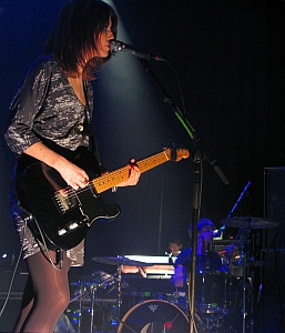 Blood Red Shoes @ Lowlands 2010 (Foto: flickr // Pasetti // CC-by-nd)