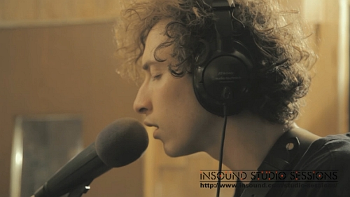 Yuck @ Insound Studio Session (Screenshot: insound.com/studio-sessions)