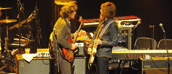 Momentaufnahme von Wilcos Konzert im Amsterdamer Paradiso 2009 (Foto: flickr / Guus Krol / CC-by-nc-nd)