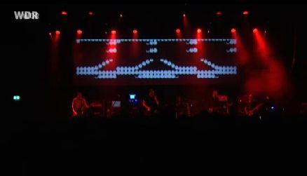 Mogwai live @ VISIONS Westend Indoor Festival, 31.10.11, FZW Dortmund (Screenshot: wdr.de/tv/rockpalast)