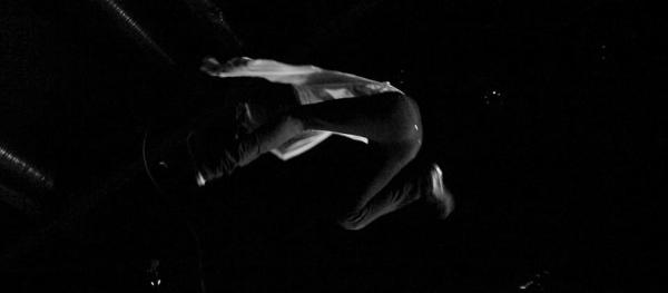 Dennis Lyxzen beim Monster Bash Festival (Foto: Eileen Neubert / lieblingstape.de)