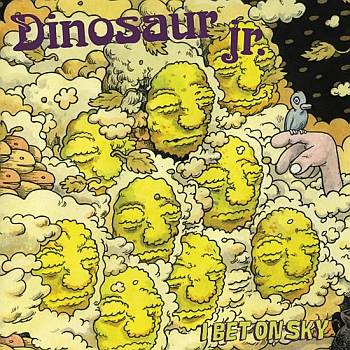 "Dinosaur Jr. - ""I Bet On Sky"" (Jagjaguwar / PIAS / VÖ: 14.09.12)"
