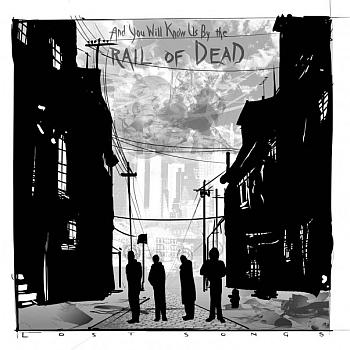 """Trail Of Dead - """"Lost Songs"""" (Superball Music / EMI / VÖ: 19.10.12)"""