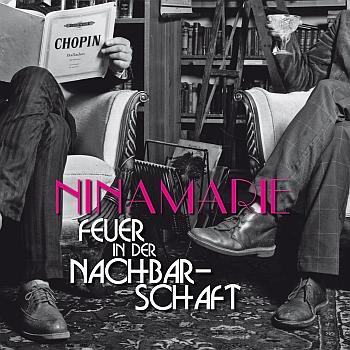 """NinaMarie - """"Feuer in der Nachbarschaft"""" (Rookie Records / VÖ: 15.03.13)"""