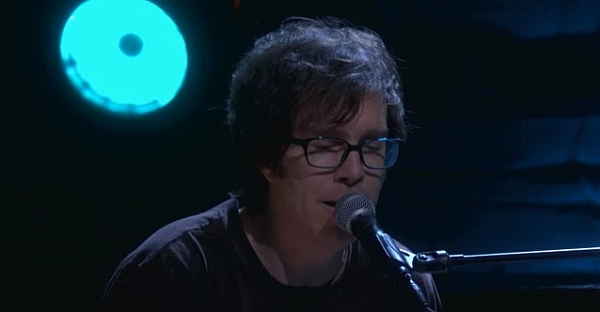 "Ben Folds Five - ""Draw A Crowd"" live @ Conan (Screenshot: teamcoco.com)"