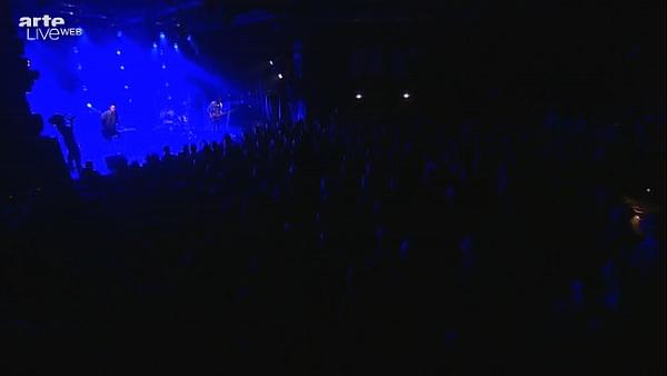 Metz live @ La Route du Rock, Saint-Malo, 16/02/13 (Screenshot: liveweb.arte.tv)