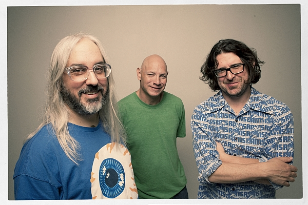 J Mascis, Murph und Lou Barlow sind Dinosaur Jr. anno 2013 (Foto: PIAS Recordings)