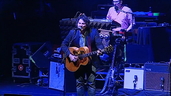 Screenshot: Wilco live @ Sydney Opera House, 03/04/13