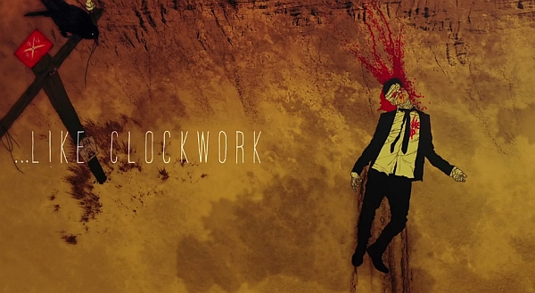 "Screenshot: Queens of the Stone Age - ""...Like Clockwork"""