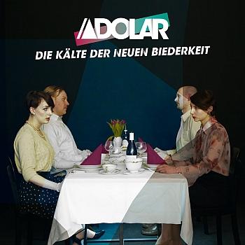 """Adolar - """"Die Kälte der neuen Biederkeit"""" (Zeitstrafe / Indigo / VÖ: 06.09.13)"""