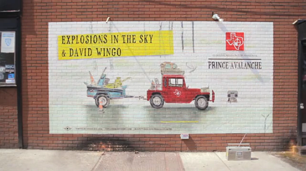"Screenshot: Explosions In The Sky & David Wingo - ""Send Off"""