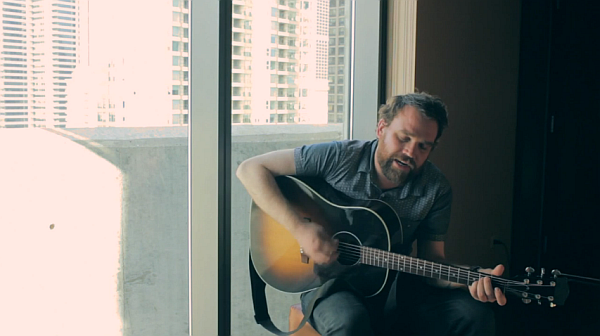 "Screenshot: Frightened Rabbit - ""Radio Silence"""