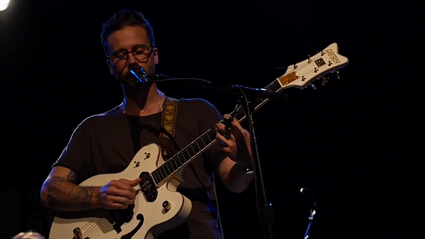 "Screenshot: Portugal. The Man - ""Sea Of Air"" live @ The Triple Door (KEXP)"