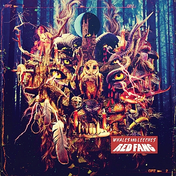 "Red Fang - ""Whales And Leeches"" (Relapse Records / Nonstop Music Records / VÖ: 18.10.13)"
