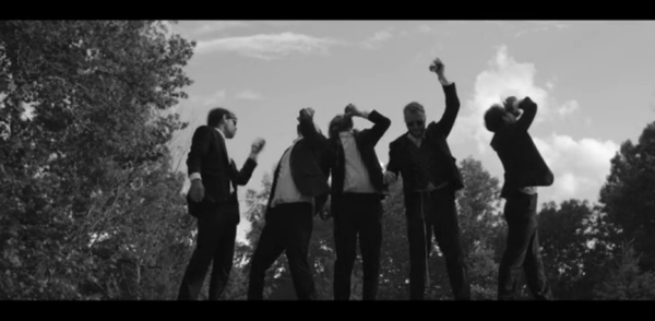 "Screenshot: The National - ""Graceless"""