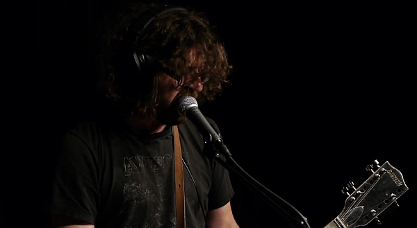 Screenshot: Sebadoh live @ KEXP Session, 03/08/13