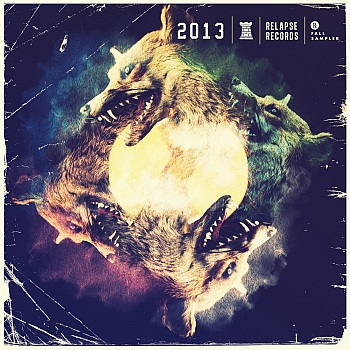 Relapse Records Fall Sampler 2013 (Relapse Records)