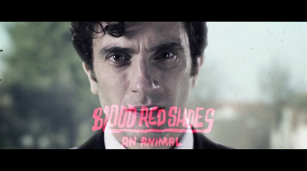 "Screenshot: Blood Red Shoes - ""An Animal"""