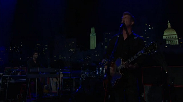 Screenshot: QOTSA live @ Austin City Limits (PBS)
