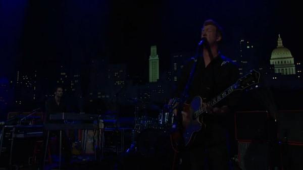 Screenshot: QOTSA live @ Austin City Limits (PBS)