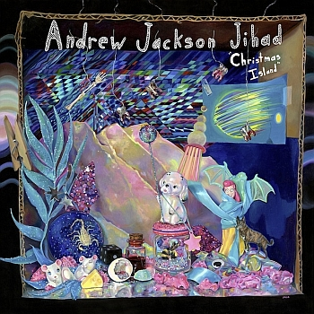 "Andrew Jackson Jihad - ""Christmas Island"" (Side One Dummy / VÖ: 06.05.14)"