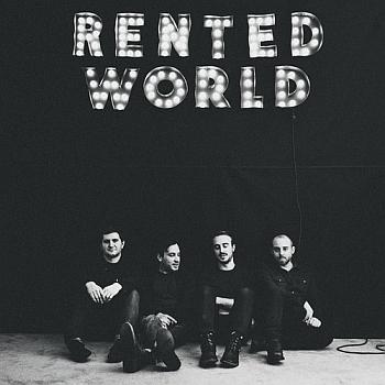 """The Menzingers - """"Rented World"""" (Epitaph Europe / Indigo / VÖ: 18.04.14)"""