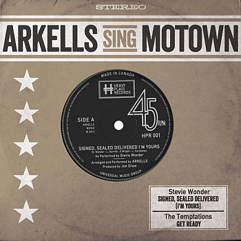 "Arkells - ""Arkells Sing Motown"" (The Organisation / Soulfood Music / VÖ: 19.04.14)"