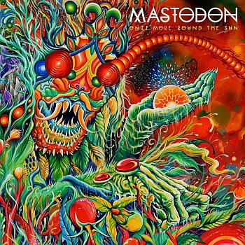 "Mastodon - ""Once More 'Round The Sun"" (Reprise / Warner / VÖ: 20.06.14)"