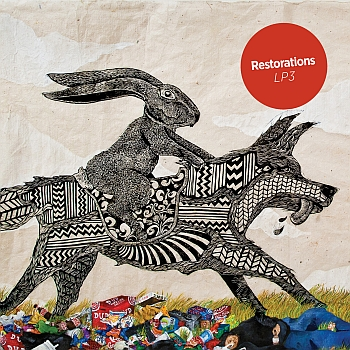 "Restorations - ""LP3"" (Side One Dummy / VÖ: 31.10.14)"