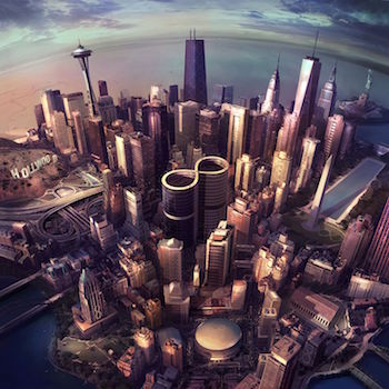 "Foo Fighters - ""Sonic Highways"" (Rca Int. / Sony Music / VÖ: 10.11.14)"