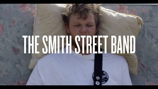 "Screenshot: The Smith Street Band - ""Surrender"""