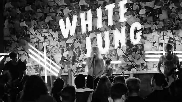 "Screenshot: White Lung - ""I Believe You"""