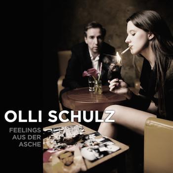 """Olli Schulz - """"Feelings aus der Asche"""" (Trocadero / Indigo / VÖ: 09.01.15)"""