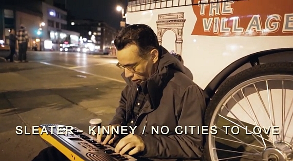 "Screenshot: Sleater-Kinney - ""No Cities To Love"""