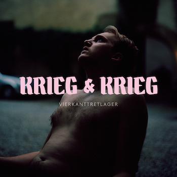 """Vierkanttretlager - """"Krieg & Krieg"""" (Buback Tonträger / Indigo / VÖ: 17.04.15)"""