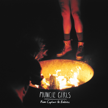 "Muncie Girls - ""From Caplan To Belsize"" (Uncle M / Cargo Records / VÖ: 04.03.16)"