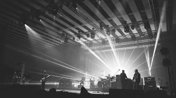 Mogwai live im Jahr 2014 (Foto: flickr / spawnbleed / CC-BY-NC)