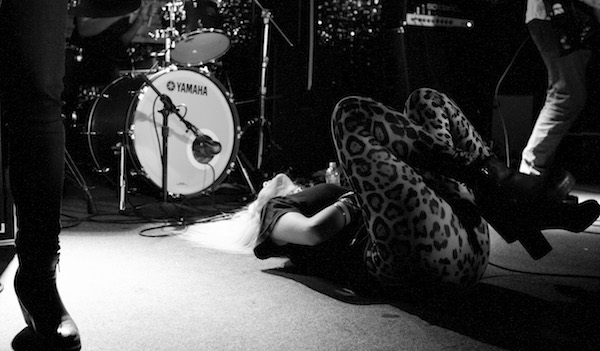 White Lung live @ The Horseshoe Tavern, Toronto 2013 (Foto: flickr /Crustina / CC-BY-SA)