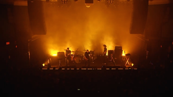 Screenshot: Explosions In The Sky live @ 9:30 Club, Washington, D.C. (NPR Music)