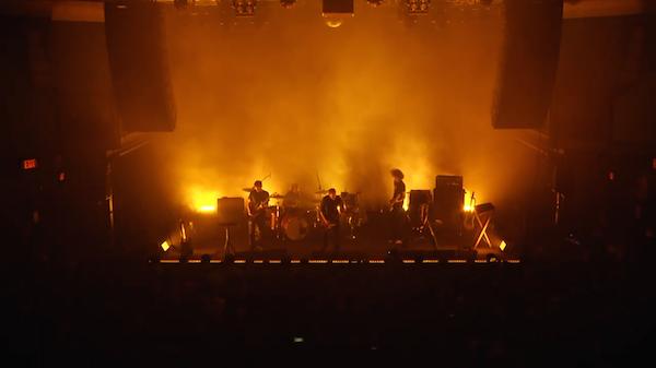 Screenshot: Explosions In The Sky live @ 9:30 Club, Washington, D.C. (NPR Music)