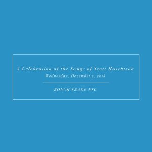 A Celebration Of The Songs Of Scott Hutchison Live at Rough Trade NYC